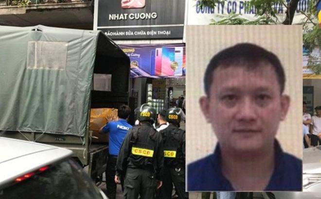 NÓNG: Bắt tạm giam nguyên Phó Giám đốc Sở KH-ĐT Hà Nội và 2 bị can liên quan vụ Nhật Cường-1