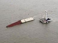 Tàu container của Taobao chìm nghỉm giữa biển, hàng trăm tấn hàng sale 11/11 không thể đến tay khách hàng quốc tế