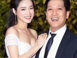 Vì một hành động trong đám cưới Hoàng Oanh, Trường Giang được khen ngợi là ông chồng chiều vợ nhất showbiz Việt-4