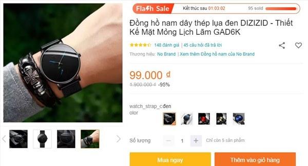 Thổi giá hàng chục lần, rồi giảm 95% dịp Black Friday tại Việt Nam-2
