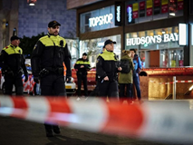 Black Friday kinh hoàng: Đâm dao trên phố mua sắm sầm uất ở Hà Lan