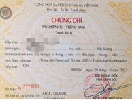 Chính thức bỏ quy định cấp chứng chỉ ngoại ngữ trình độ A, B, C, thay bằng chứng chỉ theo khung năng lực ngoại ngữ 6 bậc Việt Nam