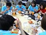 Cận cảnh dàn hoa hậu xinh tươi tham gia diễu hành khai mạc SEA Games 30-9