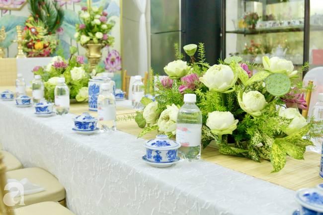 Bất ngờ không gian tại nhà Hoàng Oanh trước giờ G đám cưới: Chẳng lộng lẫy sang chảnh nhưng nhìn là thấy mê ngay-3
