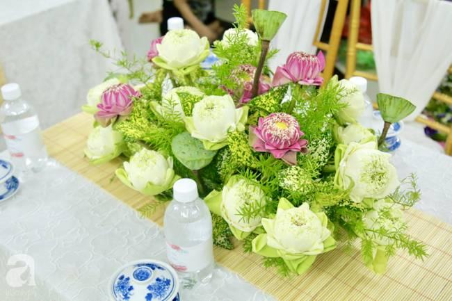 Bất ngờ không gian tại nhà Hoàng Oanh trước giờ G đám cưới: Chẳng lộng lẫy sang chảnh nhưng nhìn là thấy mê ngay-4