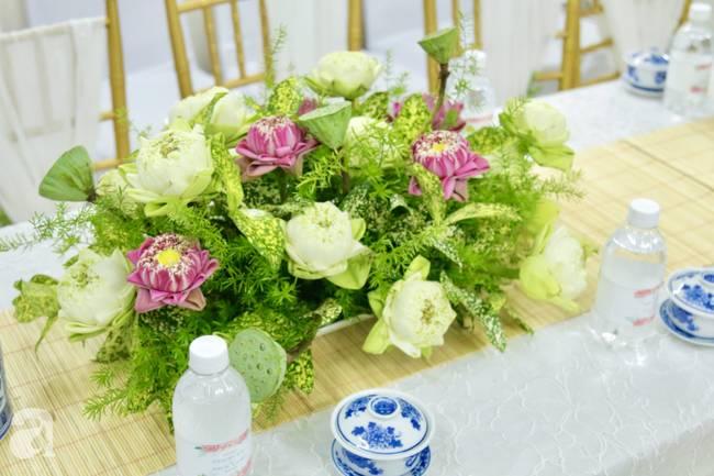 Bất ngờ không gian tại nhà Hoàng Oanh trước giờ G đám cưới: Chẳng lộng lẫy sang chảnh nhưng nhìn là thấy mê ngay-5