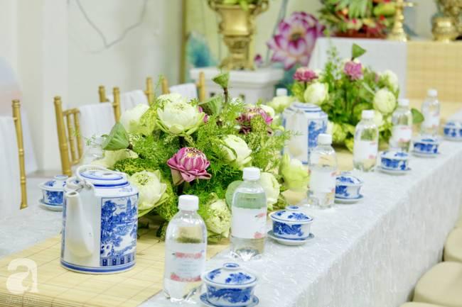Bất ngờ không gian tại nhà Hoàng Oanh trước giờ G đám cưới: Chẳng lộng lẫy sang chảnh nhưng nhìn là thấy mê ngay-6