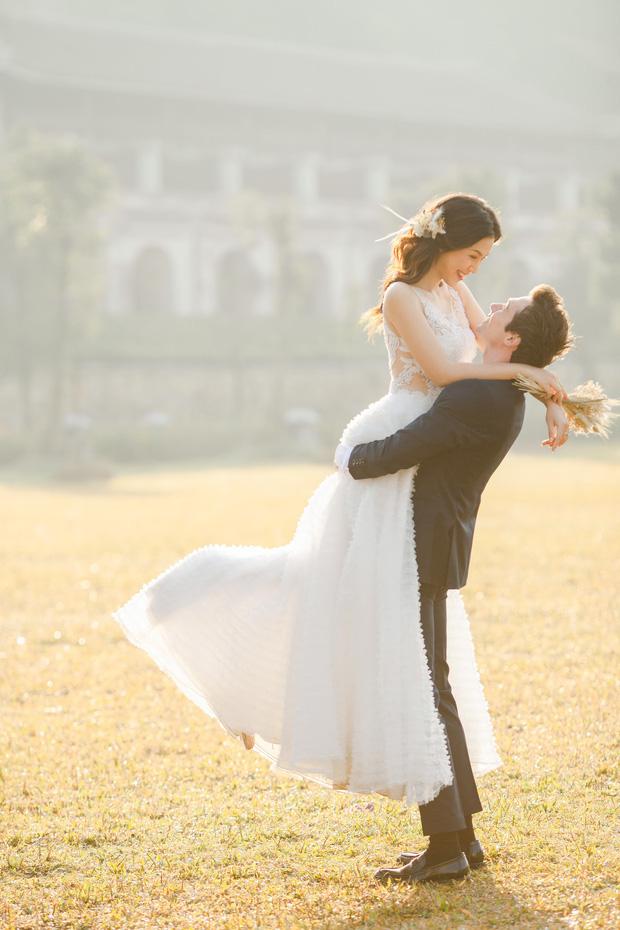 Cận giờ tổ chức hôn lễ với chồng Tây, MC Hoàng Oanh phải nhập viện cấp cứu vì sốt cao-2