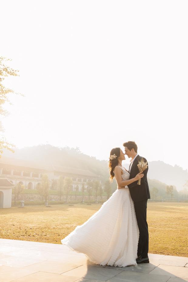 Cận giờ tổ chức hôn lễ với chồng Tây, MC Hoàng Oanh phải nhập viện cấp cứu vì sốt cao-3