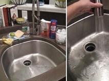 Cho vỏ chanh tươi vào bồn rửa bát, cả ngày nhà vẫn thơm phức như dùng tinh dầu