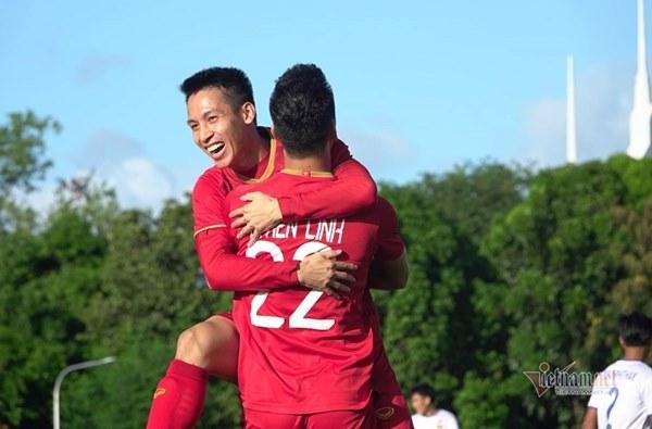 U22 Việt Nam đấu Indonesia: Quên Thái Lan, lấy vé bán kết SEA Games!-2