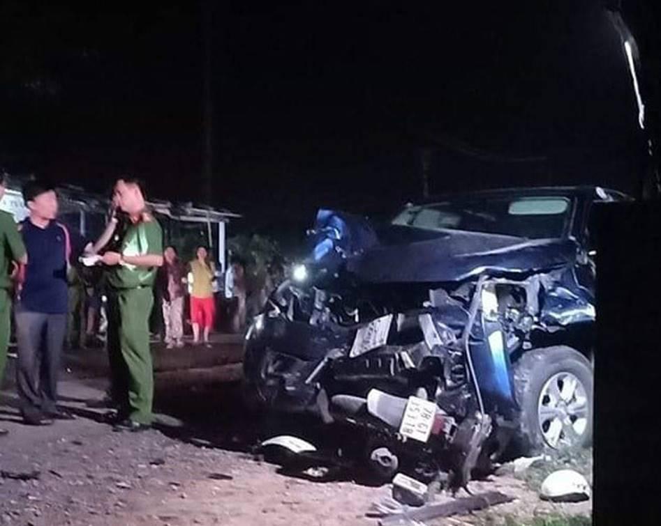 Tài xế say xỉn điều khiển ô tô gây tai nạn kinh hoàng, 4 người chết, 3 người nguy kịch-1