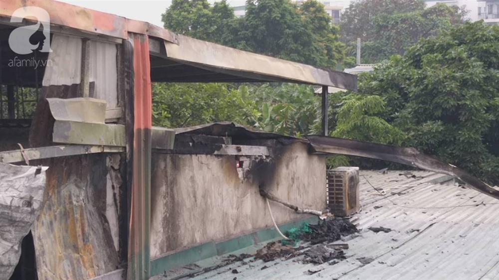 Hà Nội: Cháy lớn vào lúc rạng sáng ở phường Thịnh Liệt khiến 3 bà cháu tử vong-1