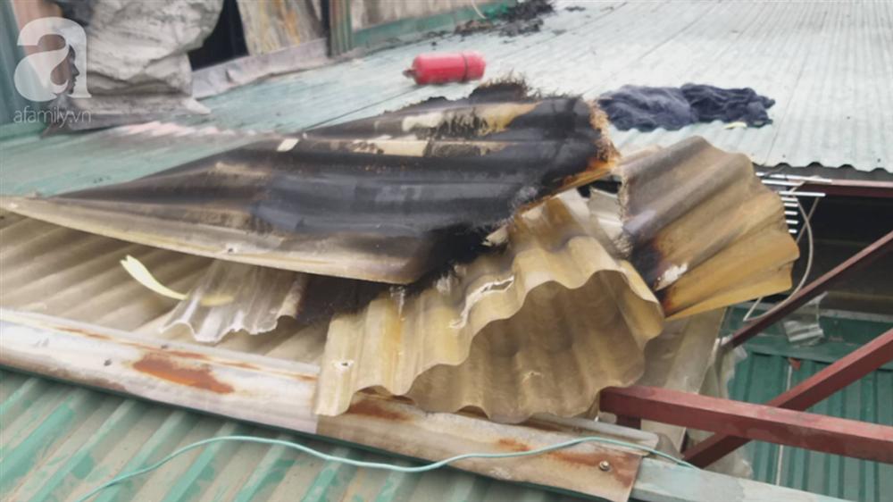 Hà Nội: Cháy lớn vào lúc rạng sáng ở phường Thịnh Liệt khiến 3 bà cháu tử vong-2