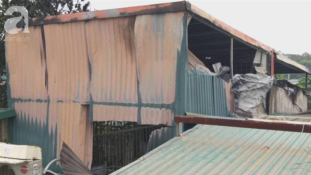 Hà Nội: Cháy lớn vào lúc rạng sáng ở phường Thịnh Liệt khiến 3 bà cháu tử vong-3