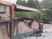 Hà Nội: Cháy lớn vào lúc rạng sáng ở phường Thịnh Liệt khiến 3 bà cháu tử vong