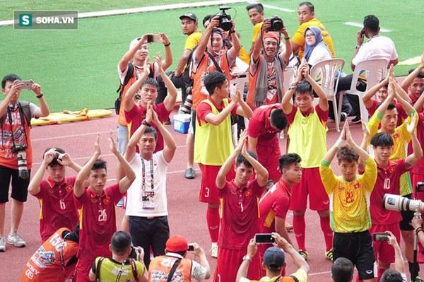 Hữu Thắng thất bại vì chính sách người hùng, thầy Park sẽ đánh bại Indo bằng 0 số 10-2