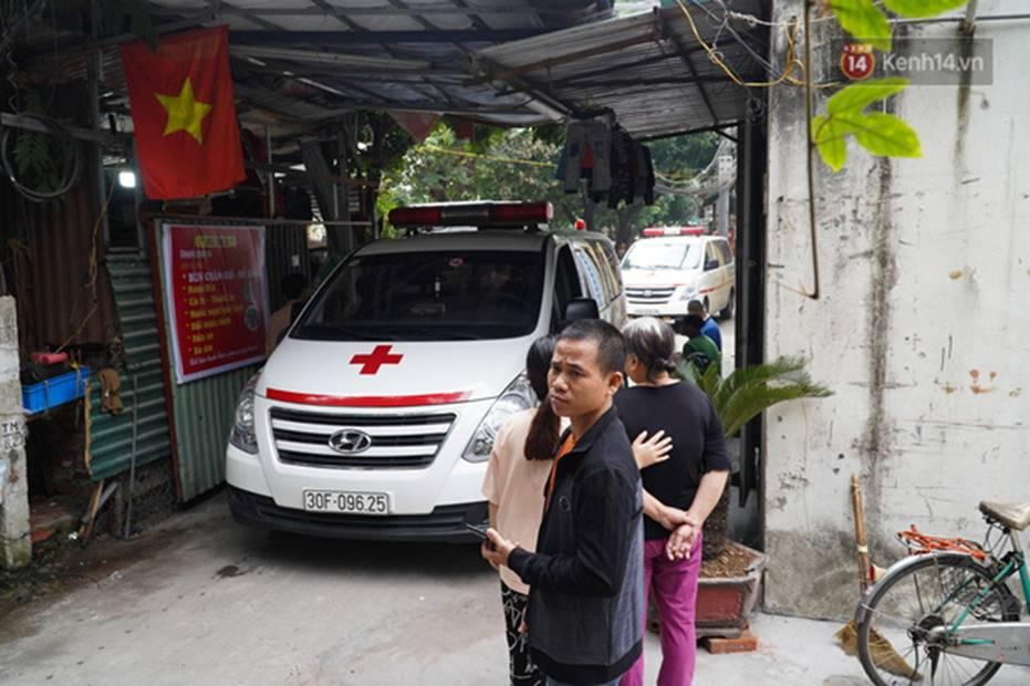 Vụ cháy nhà 3 bà cháu tử vong ở Hà Nội: Đêm qua sinh nhật bà-1