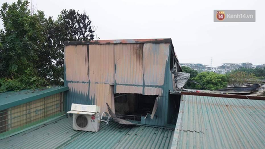 Vụ cháy nhà 3 bà cháu tử vong ở Hà Nội: Đêm qua sinh nhật bà-5