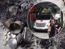 Vụ cháy nhà 3 bà cháu tử vong ở Hà Nội: Đêm qua sinh nhật bà