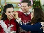 Chân dung ông xã Tây của MC Hoàng Oanh: Thông tin đời tư cực hiếm, đẹp trai cực phẩm với mũi cao, body vạm vỡ-10
