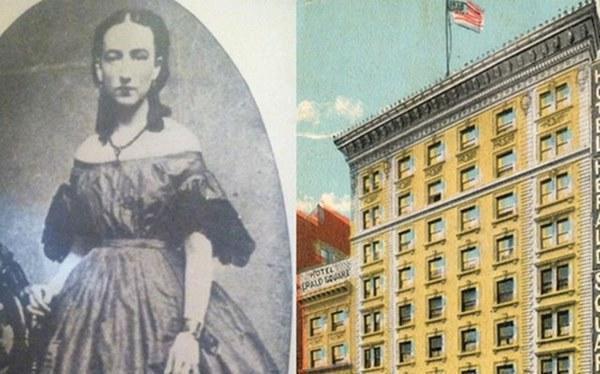 Nữ đại gia bí ẩn nhất nước Mỹ: Nhốt mình trong khách sạn 24 năm và bi kịch cuộc đời-1