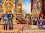Tiết lộ khoảnh khắc bất thường của Hoàng quý phi Thái Lan trước khi bị phế truất, chứng tỏ việc tranh sủng với Hoàng hậu là có thật-7