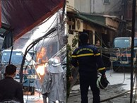 Bình gas phát nổ phố Bùi Ngọc Dương: Điều khó ngờ về công ty cung cấp gas