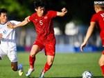U22 Việt Nam 2-1 U22 Indonesia: Siêu phẩm của Hoàng Đức mang lại bàn thắng ở phút bù giờ!!-10