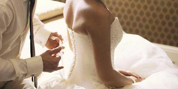 Kết hôn với chồng ngoại quốc, đêm tân hôn cô dâu ngã ngửa khi biết sự thật-1