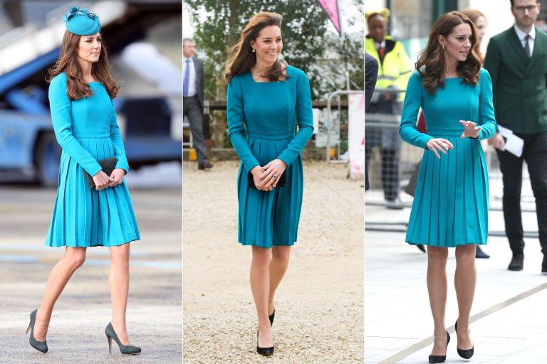 Giống công nương Kate, Phượng Chanel cũng lôi áo cũ 3 năm ra diện lại: Lỗi thời hay tinh tế?-4
