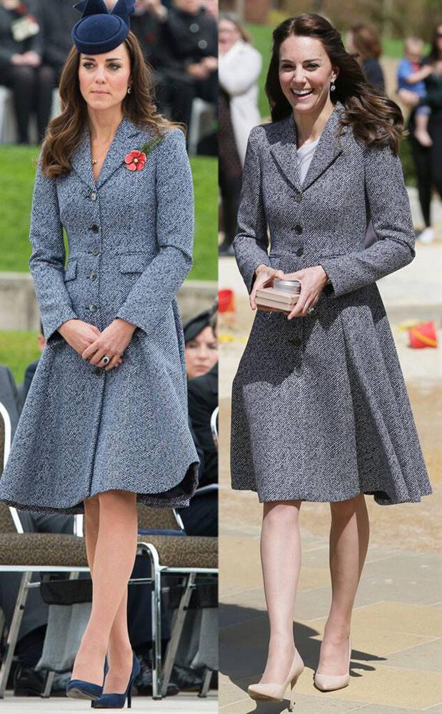 Giống công nương Kate, Phượng Chanel cũng lôi áo cũ 3 năm ra diện lại: Lỗi thời hay tinh tế?-5