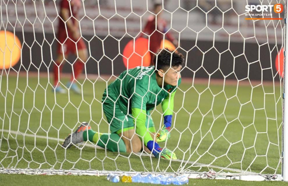 U22 Việt Nam 2-1 U22 Indonesia: Siêu phẩm của Hoàng Đức mang lại bàn thắng ở phút bù giờ!!-8