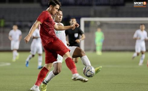 U22 Việt Nam 2-1 U22 Indonesia: Siêu phẩm của Hoàng Đức mang lại bàn thắng ở phút bù giờ!!-1