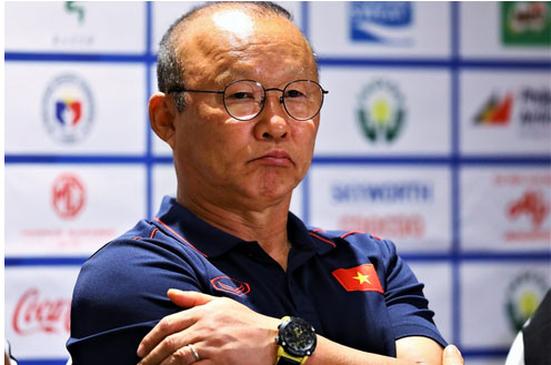 HLV Park: Chúng tôi không bao giờ bỏ cuộc khi bị dẫn bàn-1