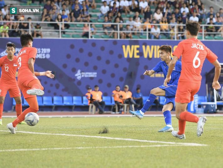HLV Lê Thụy Hải: Tôi ngạc nhiên vì sao ông Park lại thay đổi thủ môn và hàng phòng ngự-4
