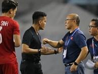 HLV Lê Thụy Hải: 'Tôi ngạc nhiên vì sao ông Park lại thay đổi thủ môn và hàng phòng ngự'