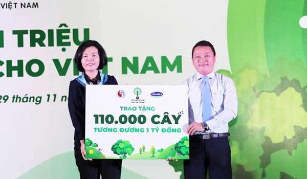 Thêm 110 nghìn cây 'phủ xanh' tỉnh Bình Định-2