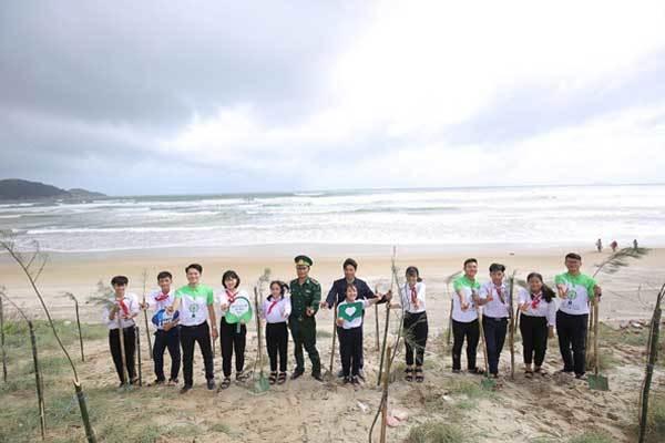 Thêm 110 nghìn cây 'phủ xanh' tỉnh Bình Định-4
