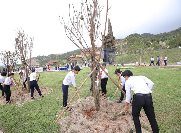 Thêm 110 nghìn cây 'phủ xanh' tỉnh Bình Định-5