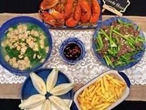Học ngay vợ đảm nấu thực đơn cả tuần không trùng lặp dù chỉ một món