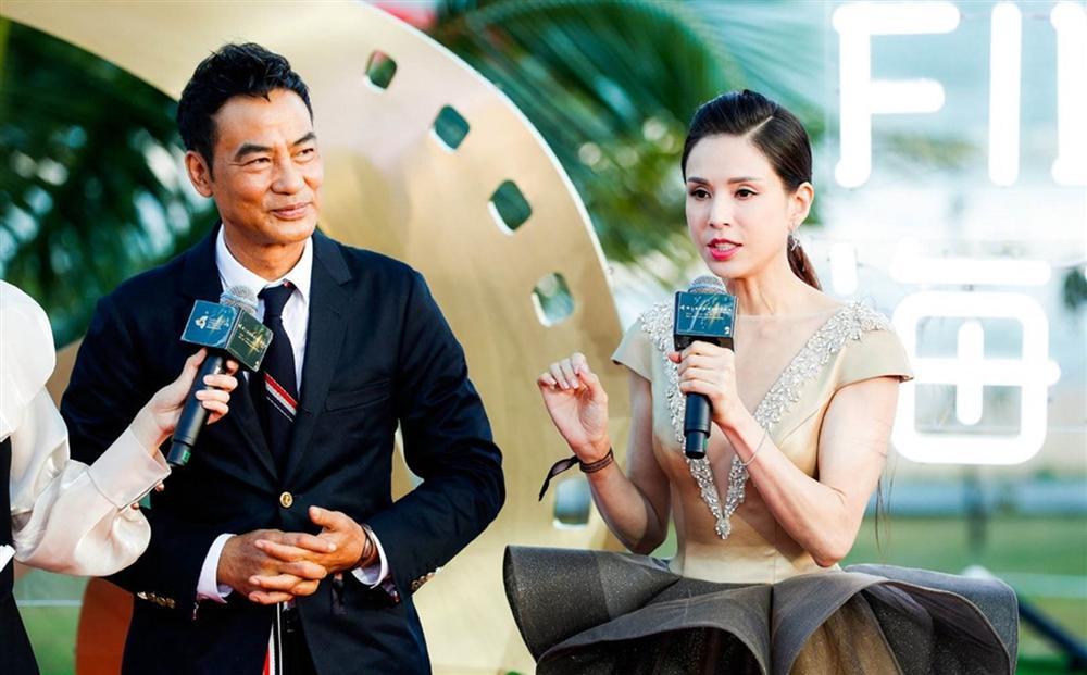 Dương Mịch, Trần Kiều Ân và dàn sao Hoa ngữ trên thảm đỏ-3