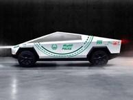 Cảnh sát Dubai 'chọn' Tesla Cybertruck, trong khi người Anh tín nhiệm Ranger Raptor