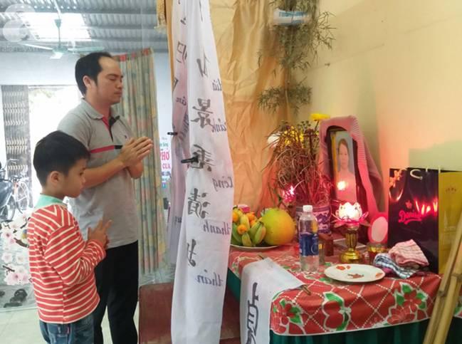 Nỗi đau của thầy giáo ung thư, vợ chết vì tai nạn để lại 2 con thơ ở Ninh Bình-8