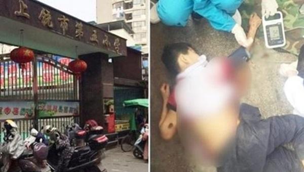 Thương con gái bị bạn bắt nạt ở trường, người cha côn đồ đâm chết nam sinh 9 tuổi vì không đồng ý cách giải quyết của giáo viên-2