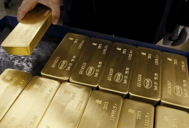 Thời ảm đạm của giá vàng, dính vào lỗ nặng-2