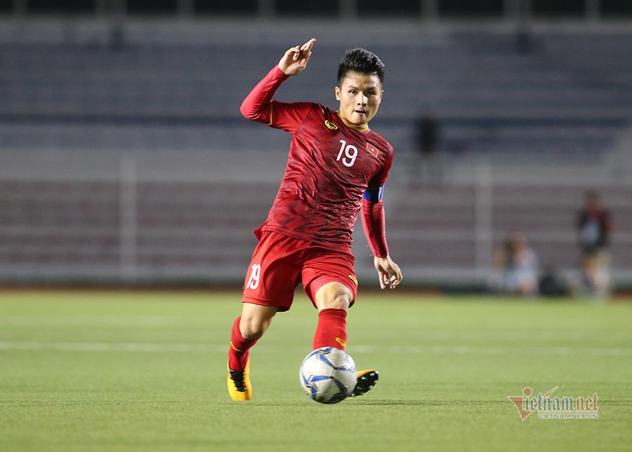 Quang Hải tiết lộ liều doping từ thầy Park trong giờ giải lao-1