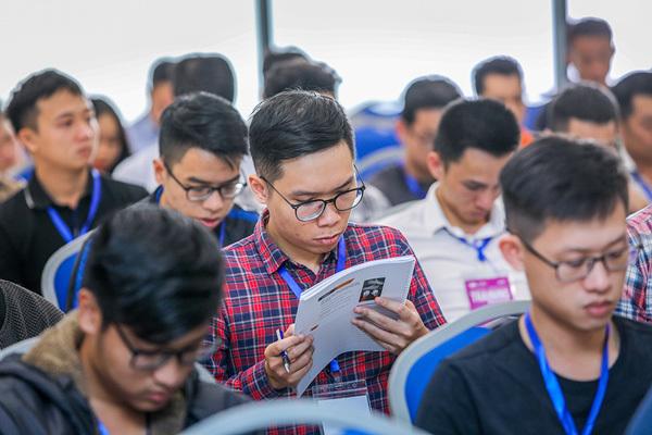 1.000 tình nguyện viên đã sẵn sàng cho chặng đua F1 Việt Nam-3