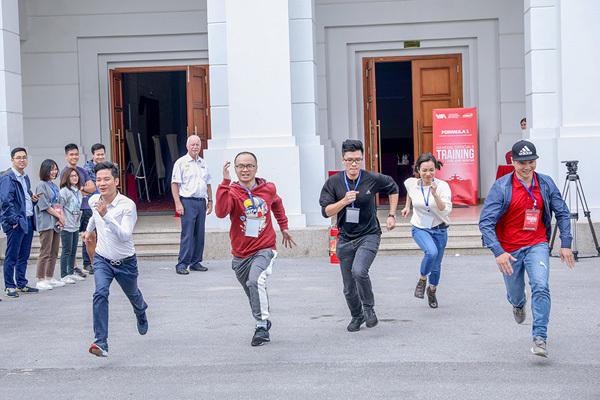 1.000 tình nguyện viên đã sẵn sàng cho chặng đua F1 Việt Nam-4