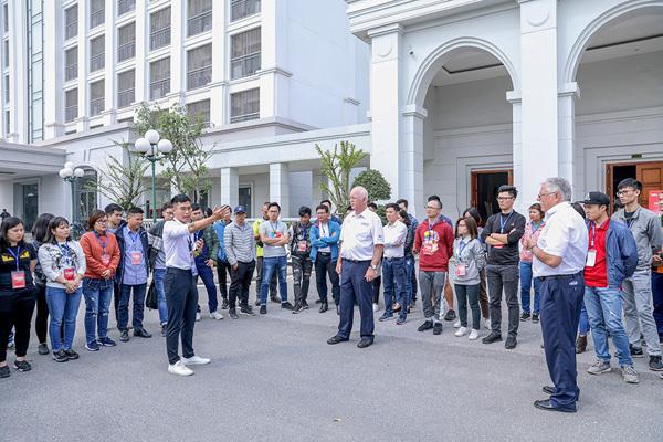 1.000 tình nguyện viên đã sẵn sàng cho chặng đua F1 Việt Nam-5